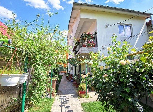 Damaroaia, Gloriei, casa Sp+P+E+M, 6 camere, 2 bai, teren 178mp - imaginea 1