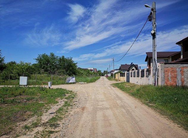 Mogosoaia, strada Doinei, teren suprafata utila 1.156mp - imaginea 1