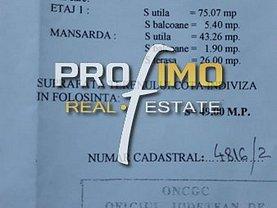Penthouse de vânzare 6 camere în Constanta, Ultracentral