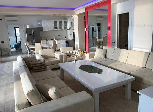 Statiunea Mamaia Nord, Penthouse de Lux mobilat-utilat premium! - imaginea 1
