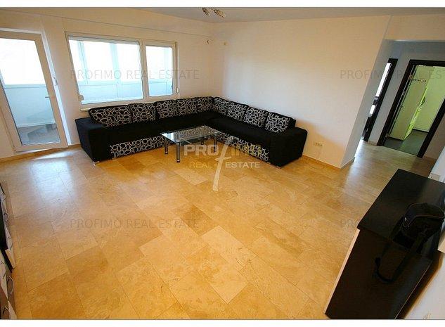 City Park Mall Apartament 4 camere bloc nou plus loc de parcare - imaginea 1