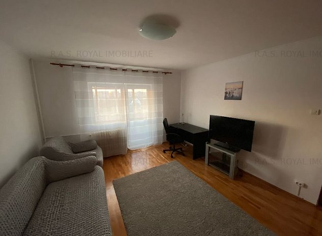 De inchiriat apartament 2 camere zonaTei - Lizeanu OMV - imaginea 1