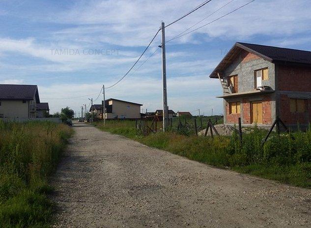Ocazie Teren 700mp Domnesti-Clinceni, str Olteni 1 - imaginea 1