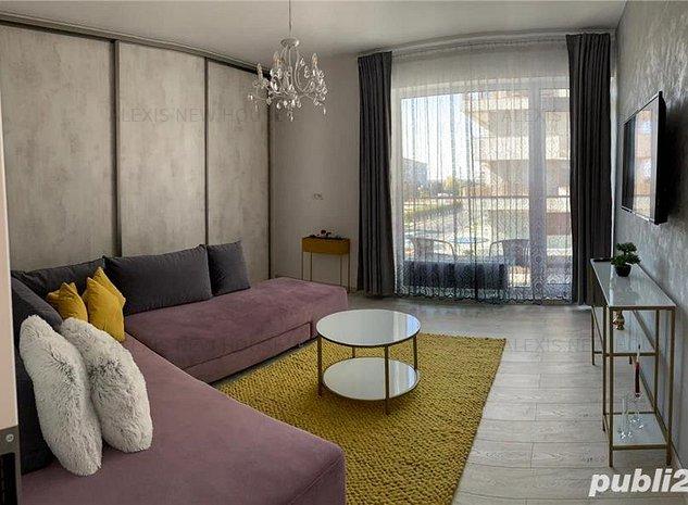 Apartament de LUX -Aleea Universitatii (Campus) - imaginea 1