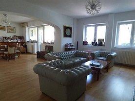 Apartament de închiriat 5 camere, în Bucuresti, zona Herastrau