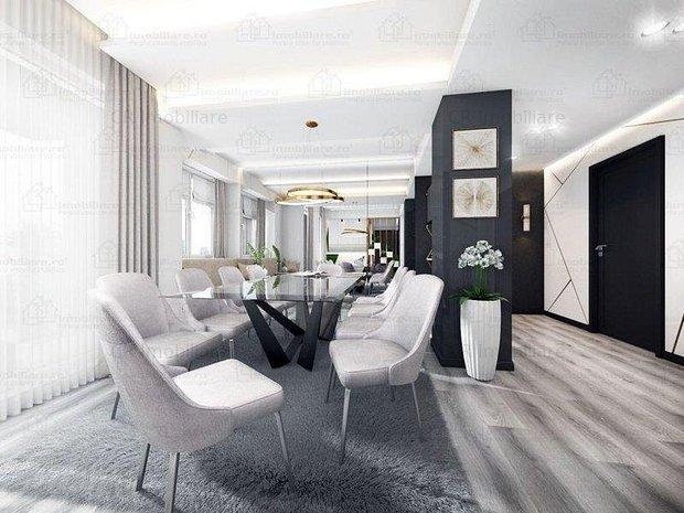 Penthouse 3 camere 185 mp bloc nou Domenii - imaginea 1