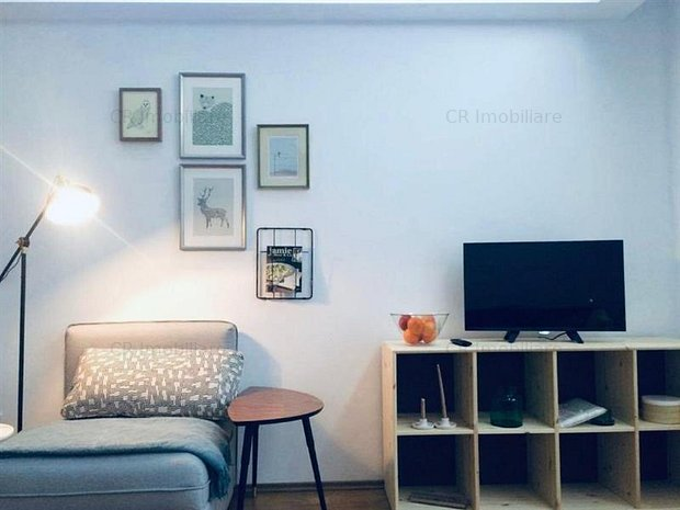 Inchiriere apartament 2 camere Primaverii - imaginea 1