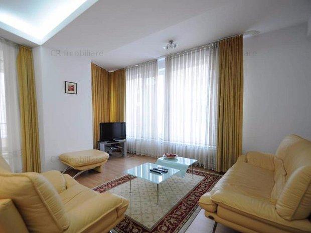 Apartament 3 camere lux Herastrau - imaginea 1
