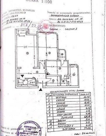 Vanzare Duplex 4 camere de lux Decebal Stradal - imaginea 1