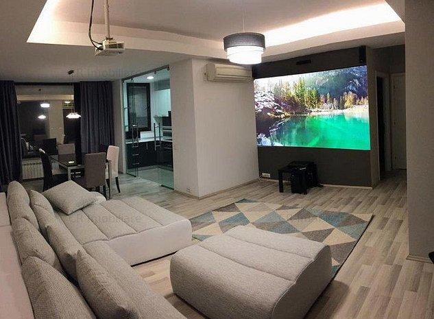 Apartament 3 camere Premium North Area Lake View - imaginea 1