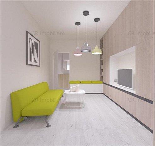 Apartament 2 camere Novum - imaginea 1