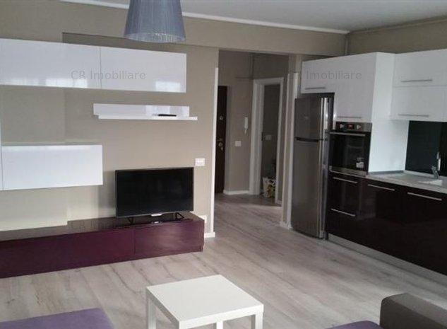 Inchiriere apartament 3 camere lux Herastrau - imaginea 1