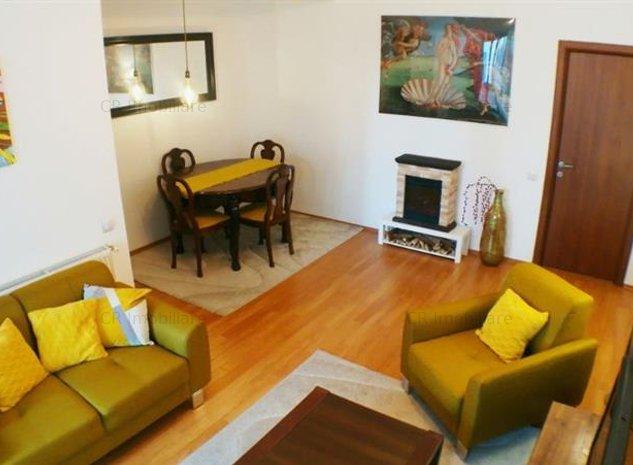 Inchiriere apartament 2 camere LUX Herastrau - imaginea 1