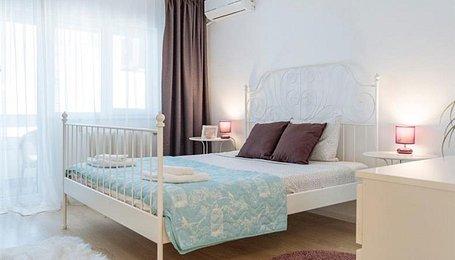 Apartamente Bucureşti, Romană