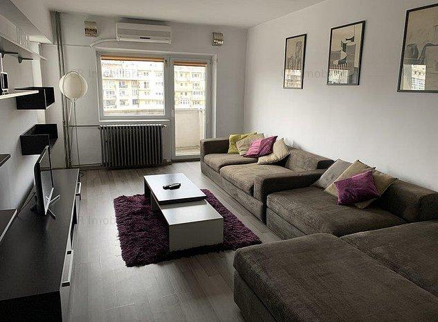 Inchiriere apartament 2 camere in zona Unirii - imaginea 1