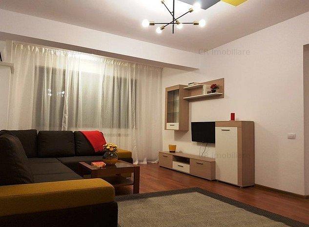 Vanzare apartament 2 camere lux Aviatiei - imaginea 1