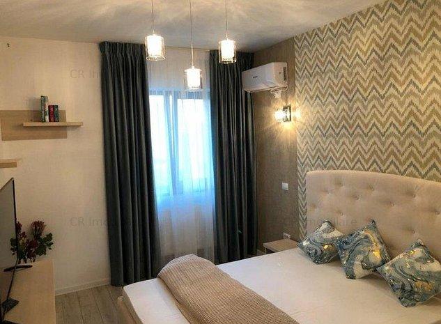 Apartament 2 camere, complet utilat si mobilat - imaginea 1