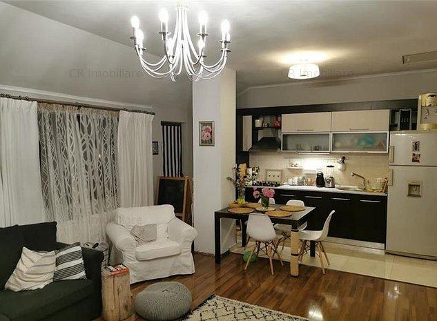 Vanzare apartament 2 camere Superb cu Terasa Bucurestii Noi - imaginea 1