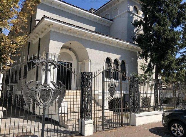 Vila /Casa fosta Ambasata Ultracentral Popa Soare - imaginea 1