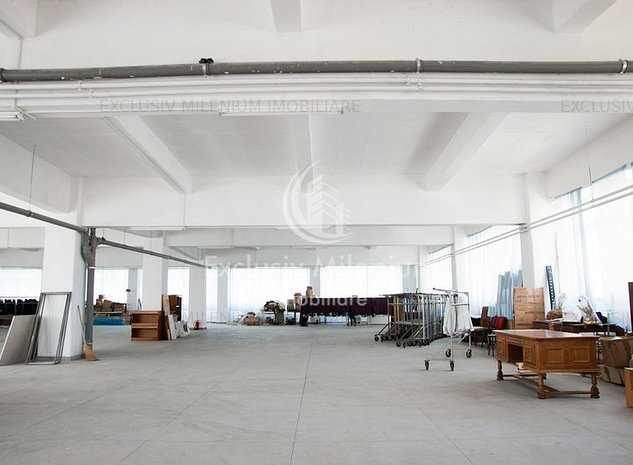 Hala Vitan Auchan 800mp Depozit / Spatiu Productie - imaginea 1
