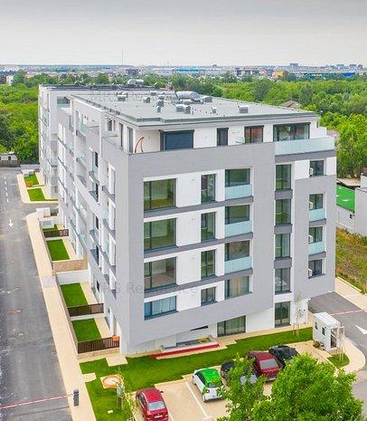 Apartament 4 camere MRS Baneasa cu acces SPA. Ultimele imobile disponibile! - imaginea 1