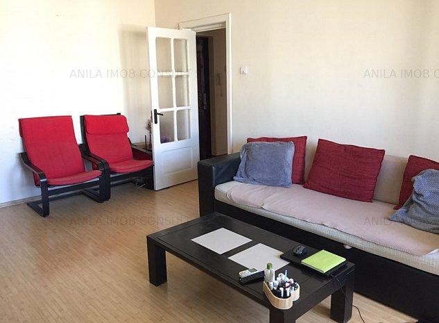 Apartament vis a vis de parcul Tineretului, 2 bai, 2 balcoane. strada Visana - imaginea 1