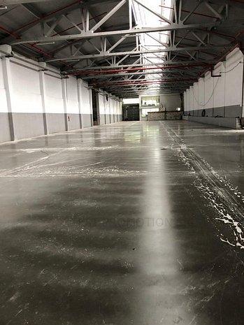 Spatiu depozitare , logistica ,productie , hala industriala Sud Popesti - imaginea 1