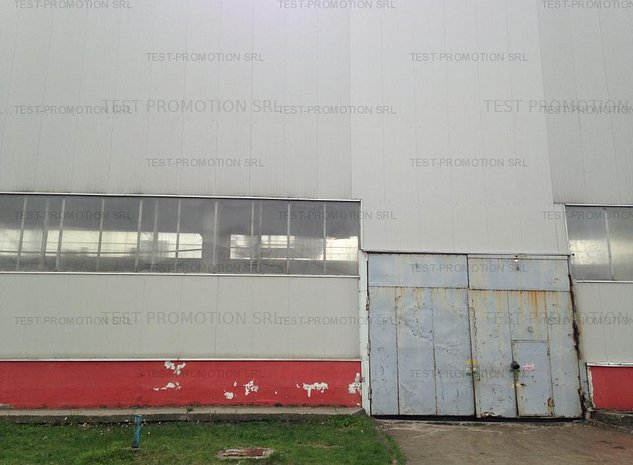 Depozit hala productie zona faur pod rulant 12 t - imaginea 1
