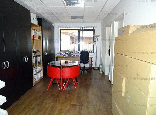 Spatiu birouri cabinet medical notariat  firma IT avocatura Mall Vitan - imaginea 1