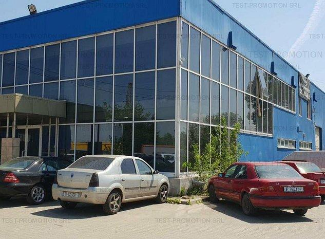 Hala depozit Hala industriala zona Soseaua Berceni 1000 mp - imaginea 1