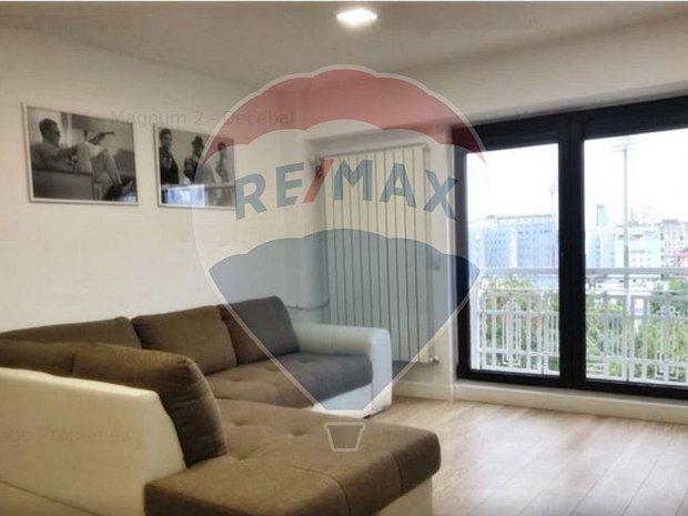 Ideal investitie, 2 camere, Barbu Vacarescu, Renovat complet, Comision 0% - imaginea 1