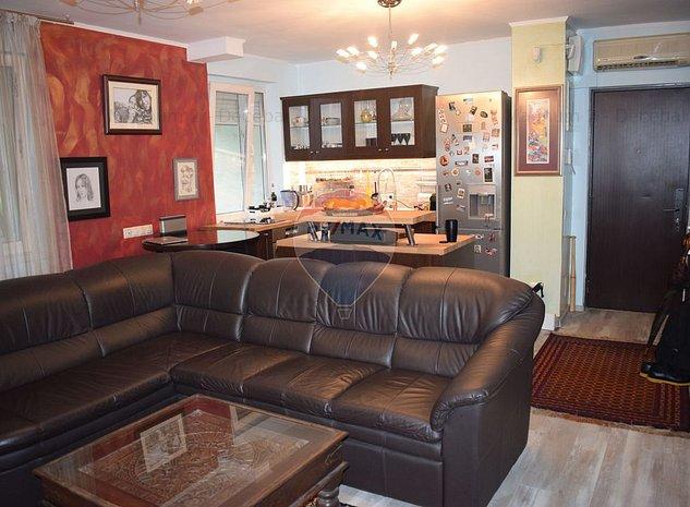Apartament cu 2 camere de vanzare in zona Grivita - imaginea 1