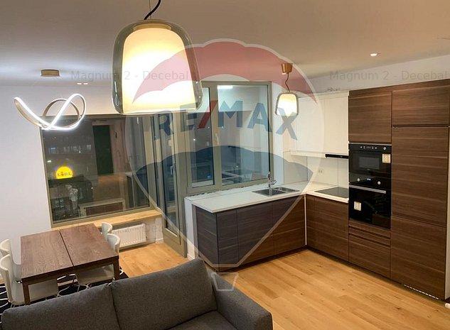 Apartament 2 camere mobilat modern Tineretului comision 0 - imaginea 1