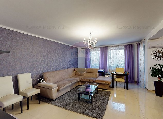 Vanzare Apartament in Vila cu 6 Camere si terasa de 83 mp - imaginea 1
