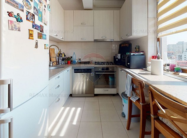 Mihai Bravu,  4 camere duplex, bloc 2014 - imaginea 1