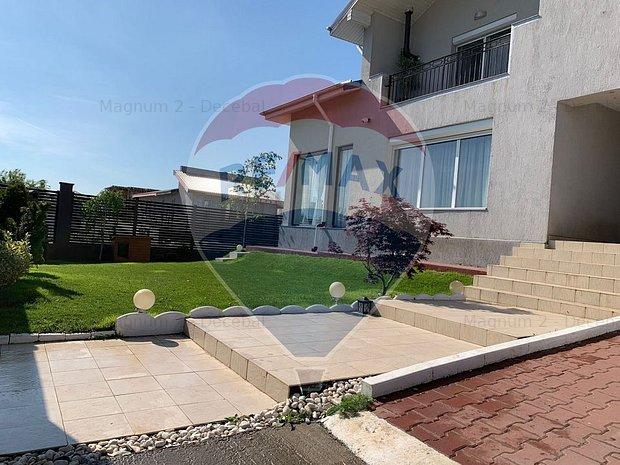 Casa / Vila de vanzare in Corbeanca, 170 mp utili, 4 dormitoare - vedere la lac - imaginea 2