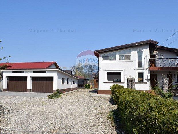 Casa 7 camere+ Teren 2200 mp, Comision 0% - imaginea 1