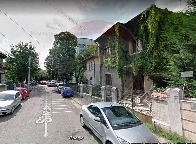 Vila de vanzare Floreasca cu 340 mp teren - imaginea 1