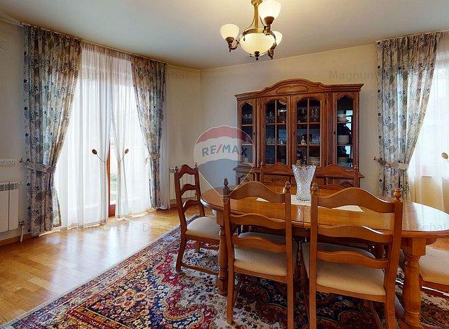 Vila noua, mare cu 539 mp teren in zona Brancoveanu Bucuresti - imaginea 1