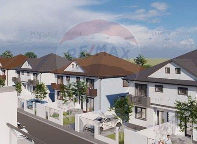 Otopeni, casa individuala, constructie noua - imaginea 1
