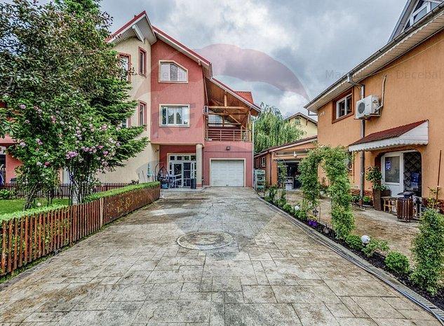 Casa / Vila cu 6 camere de vanzare in zona Oltenitei - imaginea 1