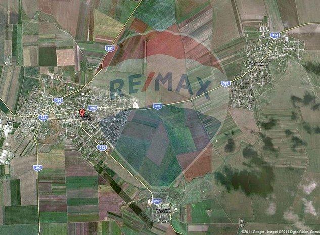Teren Comuna Pecineaga | 3330 mp | Judetul Constanta - imaginea 1