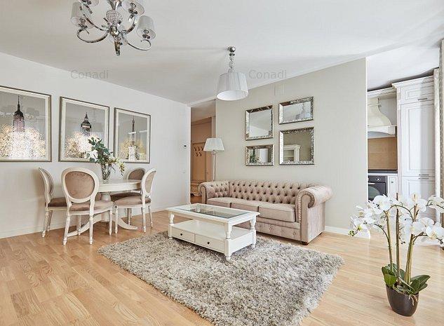 Apartament 4 camere -  Arcadia Apartments Domenii - imaginea 1