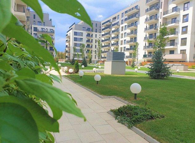 Penthouse - Arcadia Apartments Domenii - imaginea 1