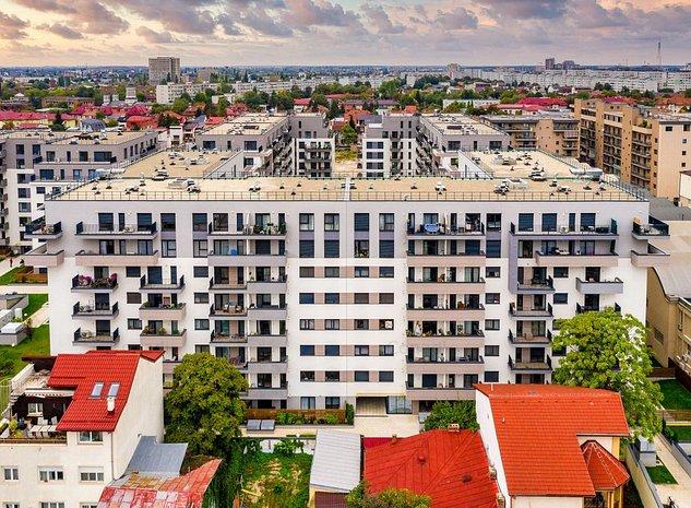 Apartament 4 camere-De vânzare- Finalizat- Ansamblu rezidențial - imaginea 1
