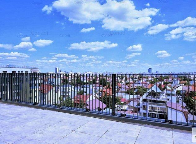 Penthouse-De vânzare- Finalizat- Ansamblu rezidențial - imaginea 1