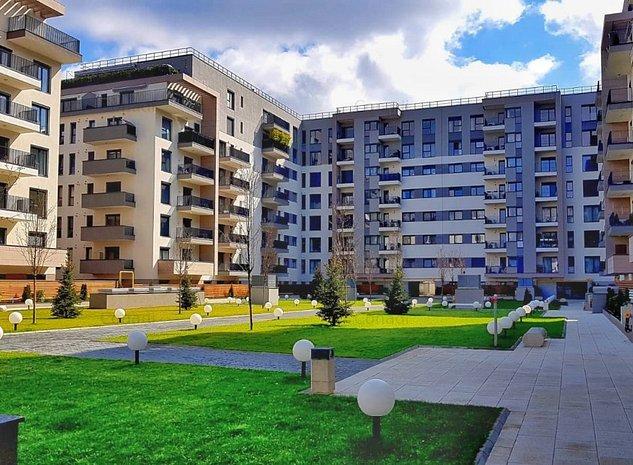 Apartament 3 camere -De Vânzare- Finalizat- Ansamblu rezidențial - imaginea 1