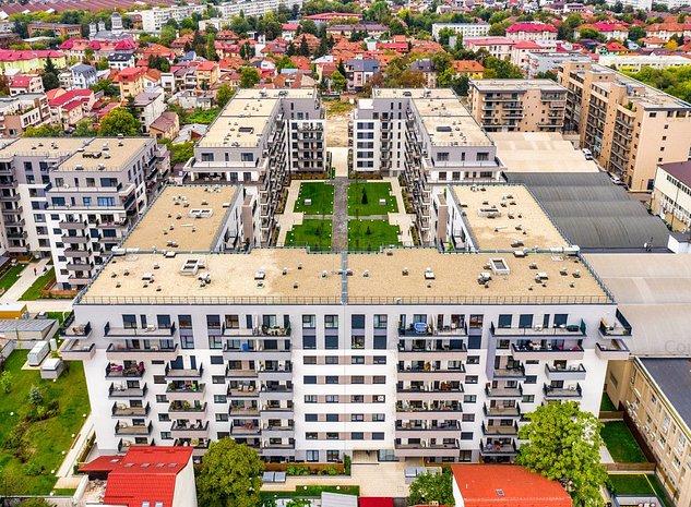 Apartament 4 camere -De vânzare- Finalizat- Ansamblu rezidențial - imaginea 1