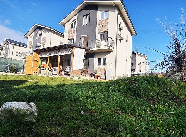 Vila 5 camere OTOPENI - ANA ASLAN - an 2019 - mutare imediata, 0% comision - imaginea 1