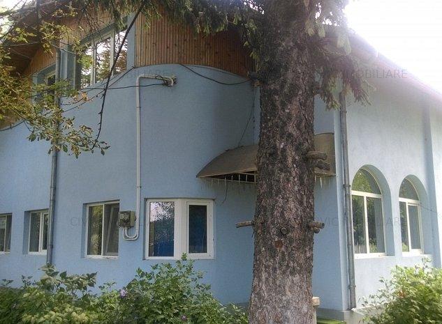 Comuna Curcani Jud. Calarasi vila P+E 1990, 6 camere, 2 bai - imaginea 1
